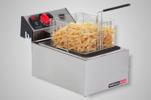 Anvil single pan deep fryer single pan - Model FFA0001