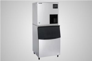 Hoshizaki flaked ice machine (1030kg production) - Model FM-1000AKE
