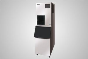 Hoshizaki flaked ice machine (500kg production) - Model FM-480AKE