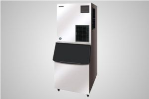 Hoshizaki flaked ice machine (750kg production) - Model FM-750AKE