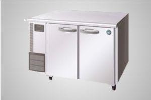 Hoshizaki counter freezer 2 door - Model FTE-120SDA-GN