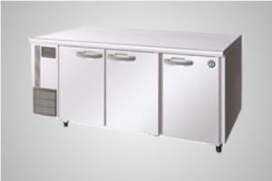 Hoshizaki counter freezer 3 door - Model FTE-170SDA-GN
