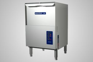 Washtech non-circulating glasswasher - Model GA