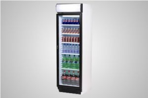 Bromic glass door chiller 372 Litre - Model GM0374L LED