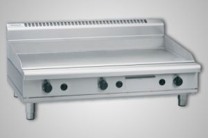 Waldorf 1200mm griddle bench model - Model GP8120G-B