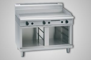 Waldorf 1200mm griddle cabinet base model - Model GP8120G-CB