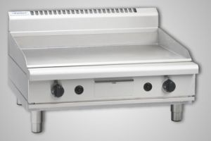 Waldorf 900mm griddle bench model - Model GP8900G-B