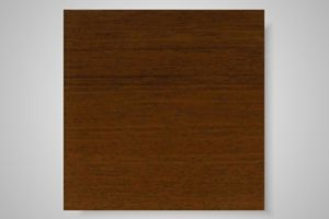 Gentas Table Top - Walnut 600mm square