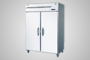 Hoshizaki upright freezer 2 door - Model HFE-140B