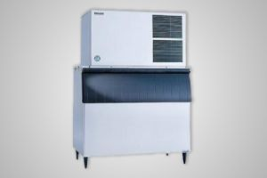 Hoshizaki ice machine (584kg production) - Model KM-1301SAH-E