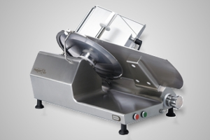 Dadaux slicer manual operation (gear driven) - Model MS350