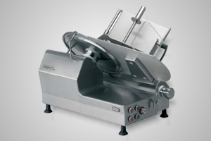 Dadaux slicer semi-automatic operation (gear driven) - Model MS350AUTO