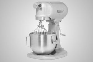 Hobart planetary mixer 5 quart - Model N50