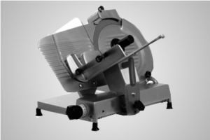 Brice belt driven slicer medium duty 220mm - Model OG22E