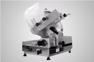 Brice semi automatic belt driven slicer 350mm - Model OG35ESA