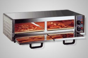 Roller Grill Stone Base Pizza Oven  - Model PZ660