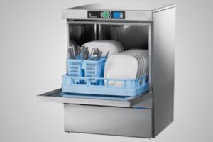 Hobart dishwasher undercounte - Model PREMAX FP