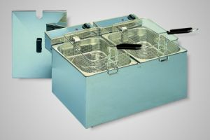 Roller Grill Fryer – Model RF8DS