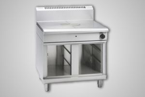 Waldorf gas target top cabinet base - Model RN8100G-CB