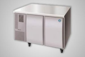 Hoshizaki counter fridge 2 door - Model RTC-120-MNA