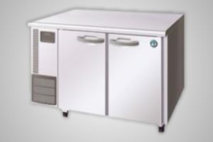 Hoshizaki counter fridge 2 door - Model RTE-120SDA-GN