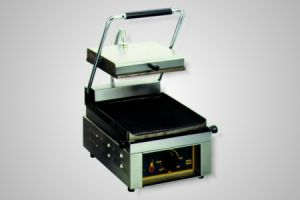 Roller Grill Contact Grill/High Speed Grill - Model Savoye-G (ribbed plates)