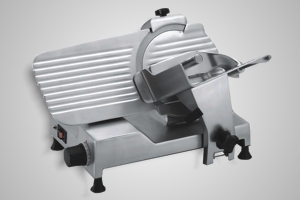 Rheninghaus slicer 300mm blade belt driven light duty - Model SSR0300