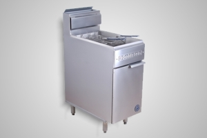 Goldstein fryer single pan turbo - Model TGF-1M400L