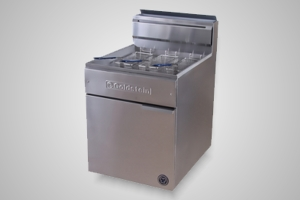 Goldstein fryer single pan turbo - Model TGF-24ML