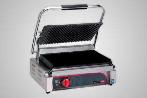 Anvil panini press single head flat top - Model TSS2001