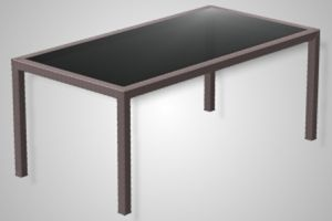 Tahiti Table