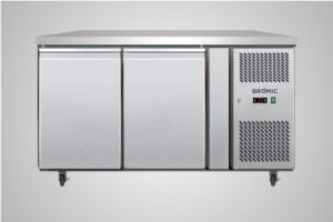 Bromic 2 solid door underbench chiller 282 Litre - Model UBC1360SD