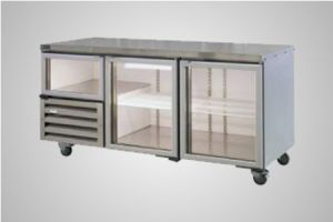 Anvil-Aire slimline underbar fridge – Model UBS6180
