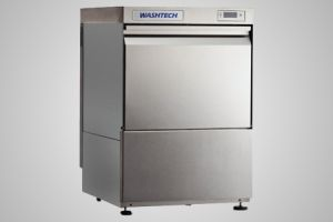 Washtech undercounter glasswasher/dishwasher - Model UD