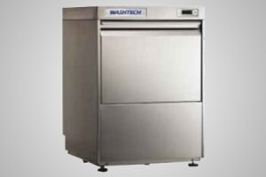 Washtech undercounter glasswasher/dishwasher - Model UL
