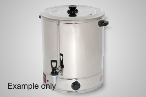 Woodson urn 10 litre capacity - Model W.URN10