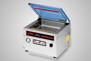 Orved vacuum packing machine chamber style - Model VMO0315