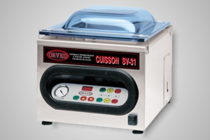 Orved vacuum sealer commercial - Model VMOSV31