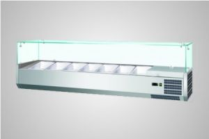 Saltas refrigerated ingredient unit - Model VRX1500