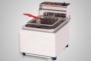 Woodson fryer 8 litre single pan - Model WFRS80