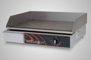 Woodson griddle counter top light duty - Model WGDA50