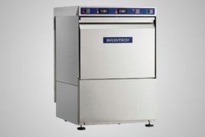 Washtech economy undercounter glasswasher - Model XU