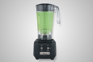Hamilton Beach blender with polycarbonate jug - Model BBN0250