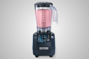 Hamilton Beach blender with polycarbonate jug - Model BBT0650
