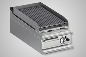 Baron grill gas bench top lava rock 700 Series - Model 7GLT/G400