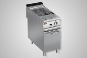 Baron fryer single pan gas 700 Series - Model 7FRI/G415