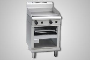Waldorf gas griddle toaster - Model GT8600G