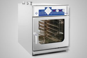 MKN combi oven 6 x 1/1 GN tray electric - Model SKE061R_CL