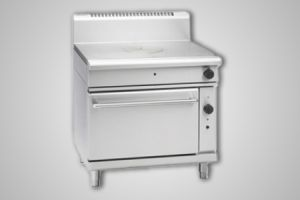 Waldorf gas target top convection oven - Model RN8110GC