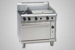 Waldorf 2 burner gas static oven - Model RN8616G